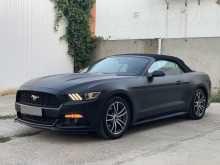 Анапа Mustang 2016