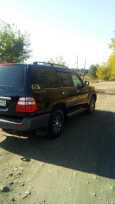 Toyota Land Cruiser, 2001 год, 899 000 руб.