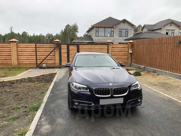 BMW 5-Series, 2016 год, 2 000 000 руб.