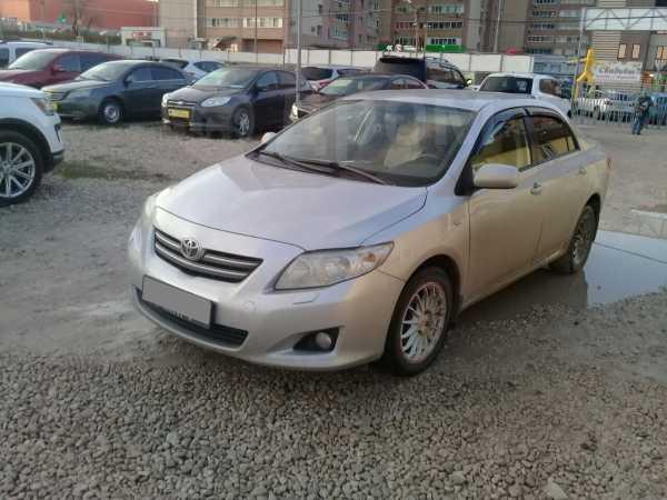 Toyota Corolla, 2007 год, 489 000 руб.