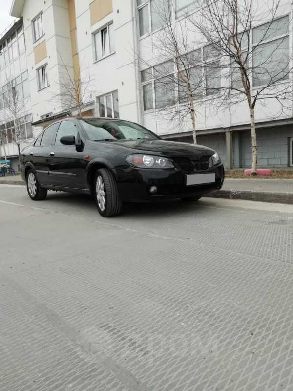Nissan Almera, 2005 год, 185 000 руб.