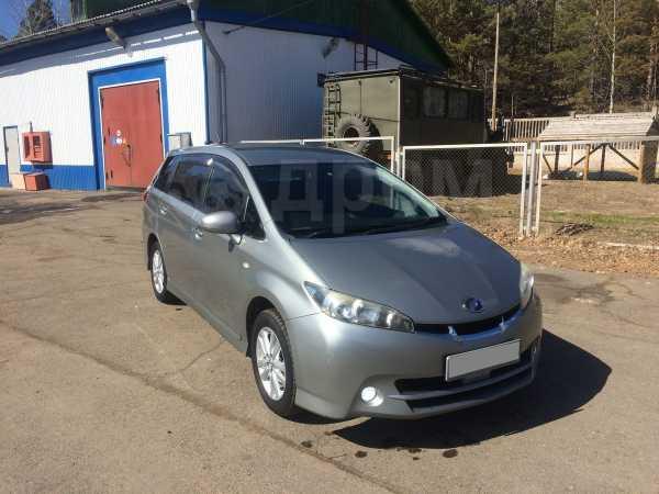 Toyota Wish, 2009 год, 770 000 руб.