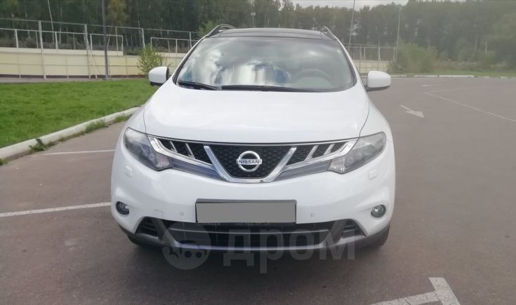 Nissan Murano, 2013 год, 1 000 000 руб.