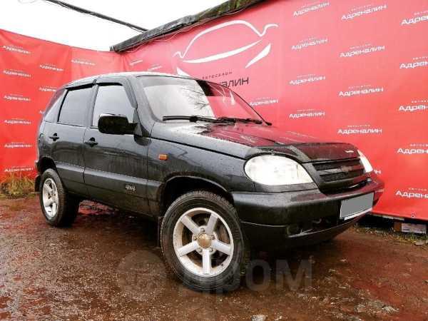 Chevrolet Niva, 2007 год, 199 900 руб.