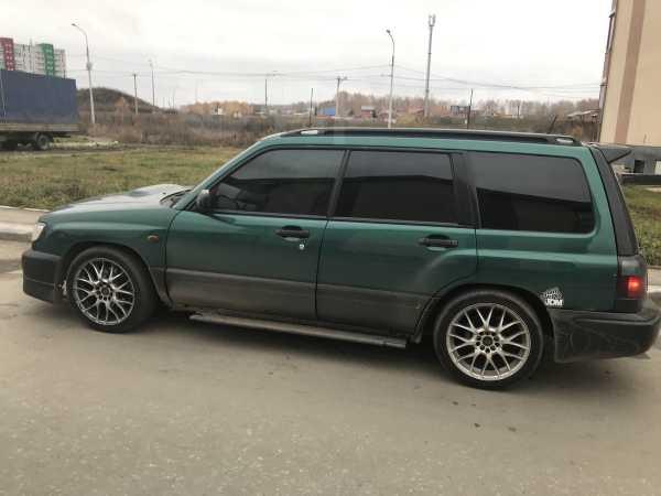 Subaru Forester, 1997 год, 245 000 руб.