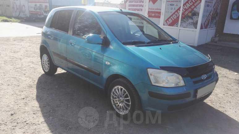 Hyundai Getz, 2004 год, 220 000 руб.