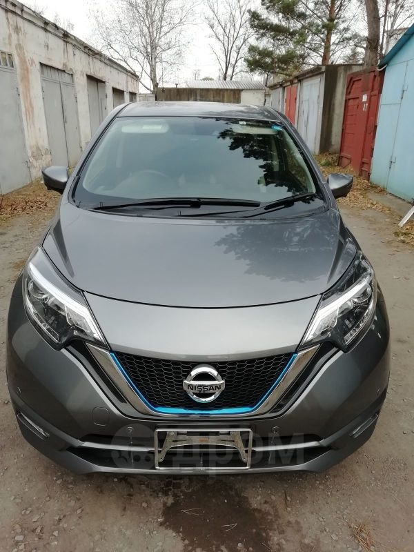 Nissan Note, 2018 год, 730 000 руб.