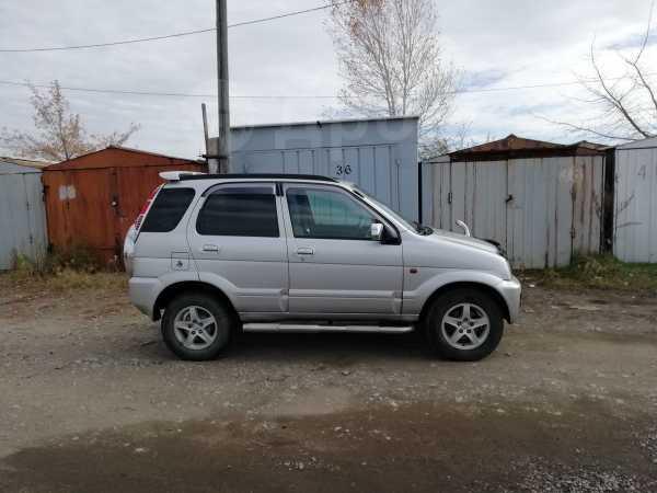Daihatsu Terios, 2001 год, 270 000 руб.