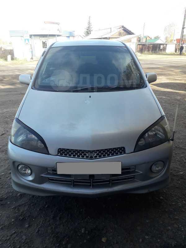 Daihatsu YRV, 2002 год, 150 000 руб.