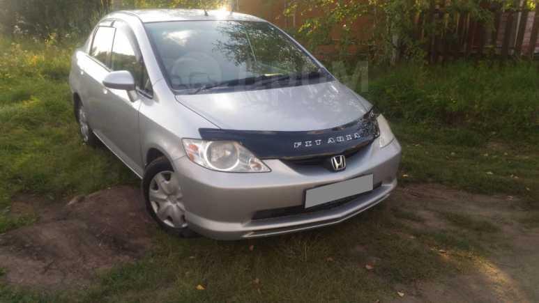 Honda Fit Aria, 2002 год, 265 000 руб.
