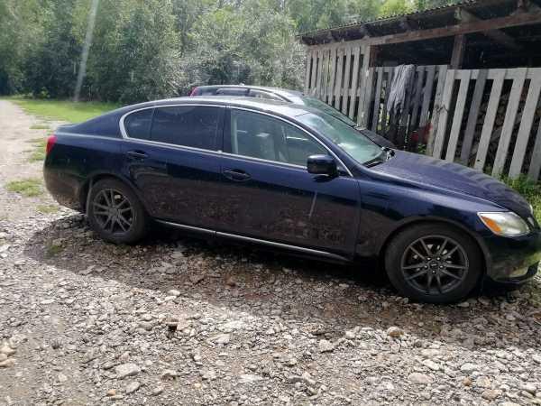 Lexus GS300, 2005 год, 640 000 руб.