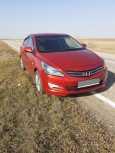 Hyundai Solaris, 2015 год, 615 000 руб.