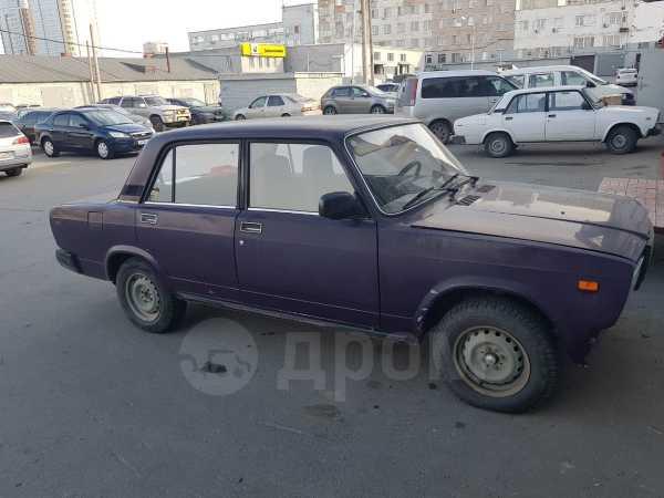 Лада 2107, 2001 год, 36 000 руб.