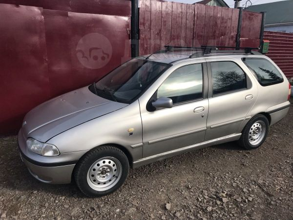 Fiat Palio, 1999 год, 95 000 руб.