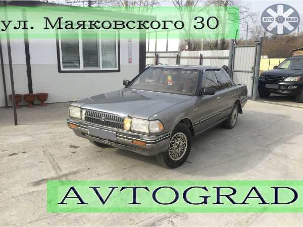 Toyota Crown, 1990 год, 80 000 руб.