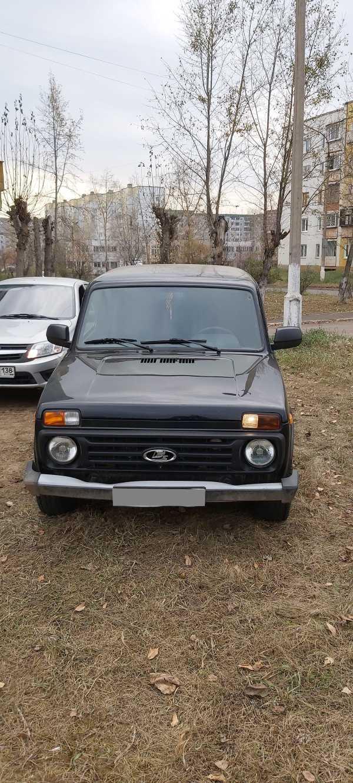 Лада 4x4 Урбан, 2018 год, 410 000 руб.
