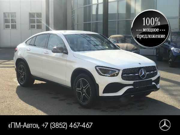 Mercedes-Benz GLC Coupe, 2019 год, 4 100 000 руб.