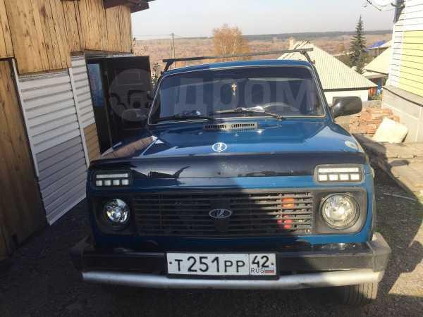 Лада 4x4 2121 Нива, 2010 год, 240 000 руб.