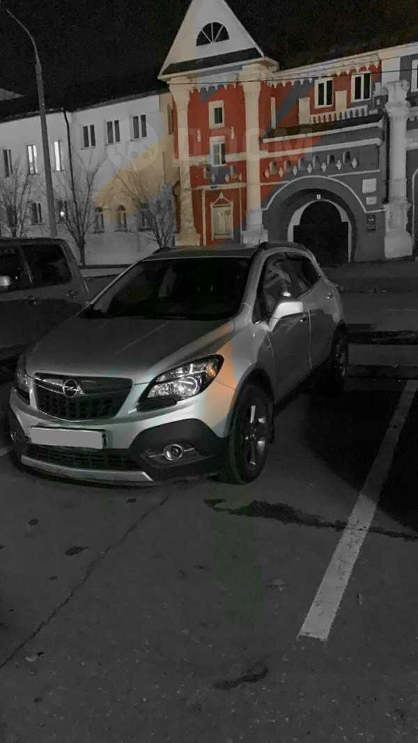 Opel Mokka, 2013 год, 700 000 руб.