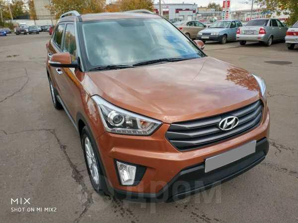 Hyundai Creta, 2017 год, 1 090 000 руб.