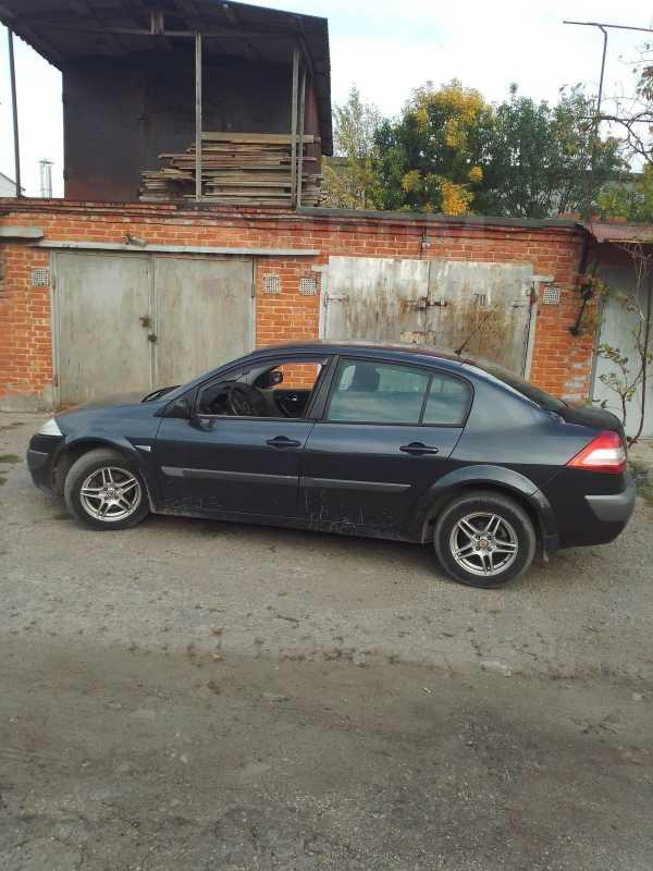 Renault Megane, 2006 год, 250 000 руб.