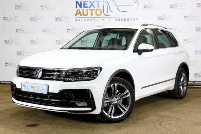 Volkswagen Tiguan, 2018 год, 2 215 000 руб.