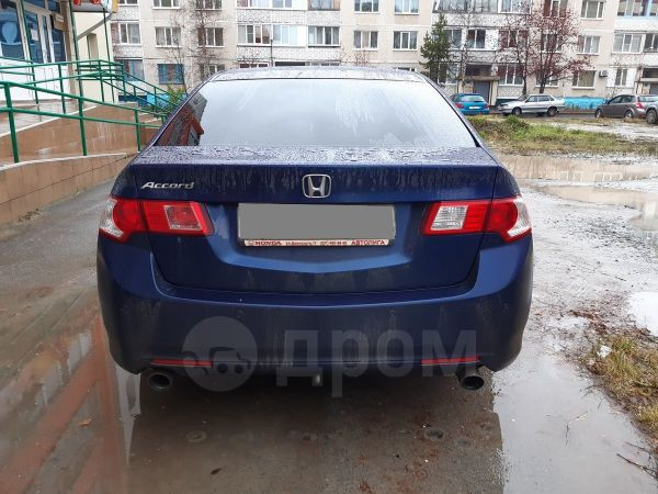 Honda Accord, 2008 год, 1 000 000 руб.