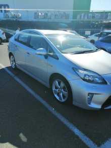 Краснодар Toyota Prius 2012