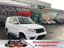 Тюмень УАЗ Патриот 2019