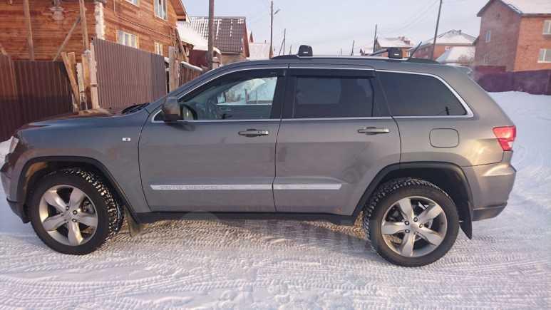 Jeep Grand Cherokee, 2012 год, 1 600 000 руб.