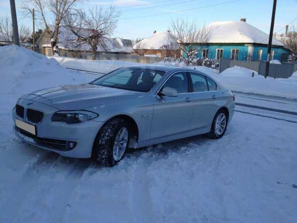 BMW 5-Series, 2012 год, 1 160 000 руб.