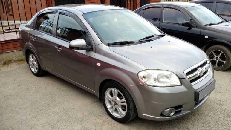 Chevrolet Aveo, 2009 год, 280 000 руб.