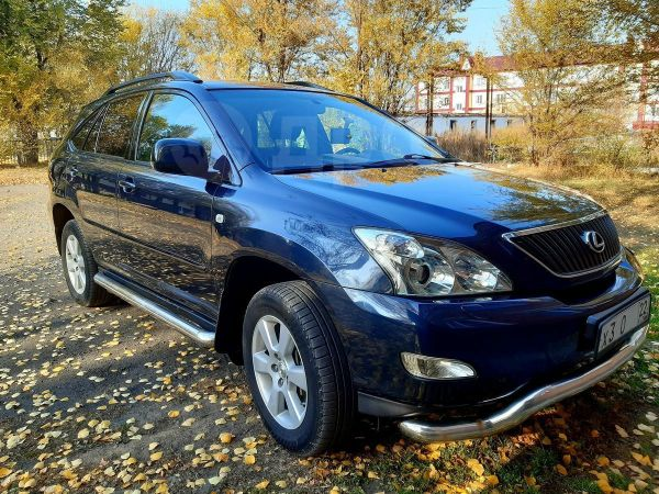 Lexus RX350, 2006 год, 820 000 руб.