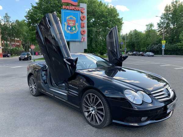 Mercedes-Benz SL-Class, 2002 год, 998 000 руб.