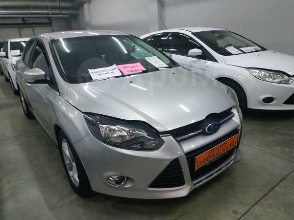 Ford Focus, 2012 год, 529 000 руб.