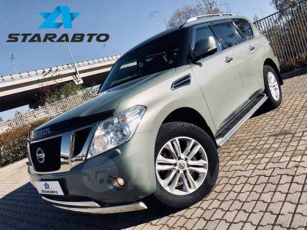 Nissan Patrol, 2011 год, 1 920 000 руб.