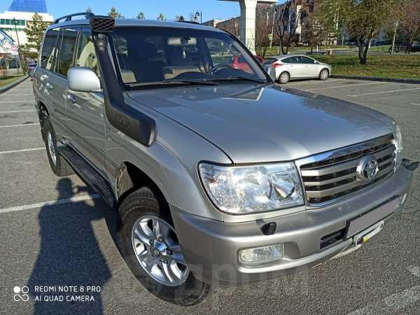 Toyota Land Cruiser, 2007 год, 1 599 000 руб.