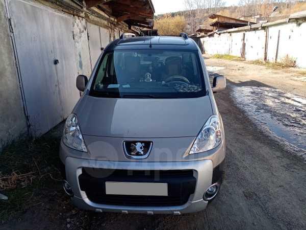 Peugeot Partner Tepee, 2011 год, 370 000 руб.