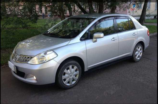 Nissan Tiida Latio, 2008 год, 380 000 руб.