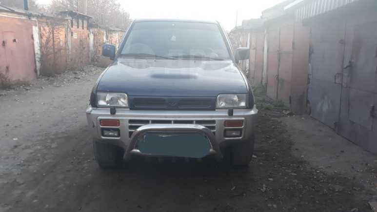 Nissan Terrano II, 1996 год, 330 000 руб.
