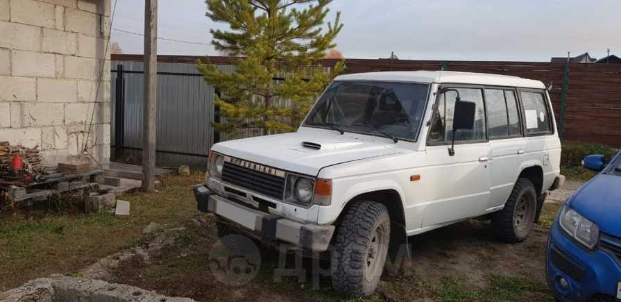 Mitsubishi Pajero, 1991 год, 160 000 руб.