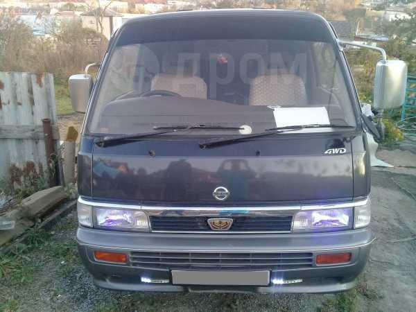 Nissan Homy, 1992 год, 280 000 руб.
