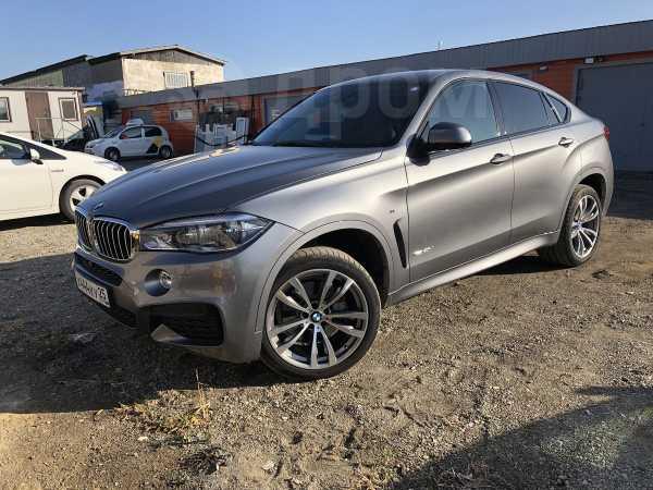 BMW X6, 2018 год, 4 250 000 руб.