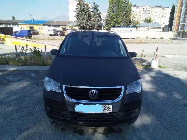Volkswagen Touran, 2007 год, 470 000 руб.