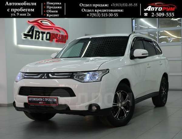 Mitsubishi Outlander, 2013 год, 907 000 руб.