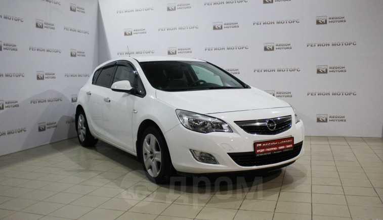 Opel Astra, 2013 год, 579 900 руб.