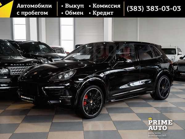 Porsche Cayenne, 2014 год, 3 099 000 руб.