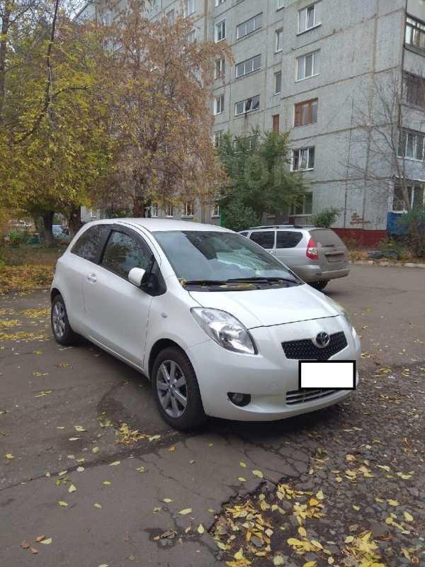 Toyota Yaris, 2008 год, 370 000 руб.
