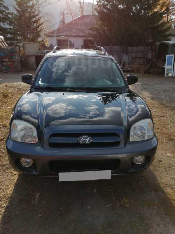 Hyundai Santa Fe, 2005 год, 410 000 руб.
