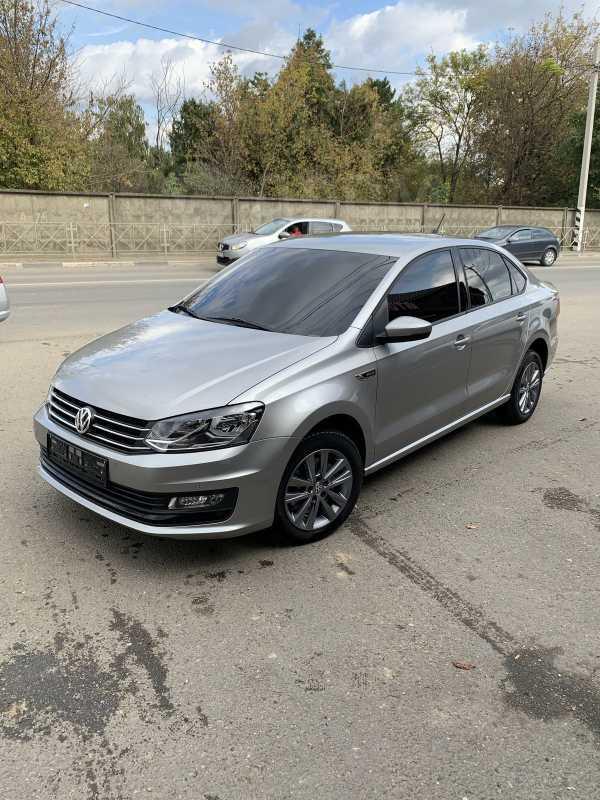 Volkswagen Polo, 2019 год, 750 000 руб.